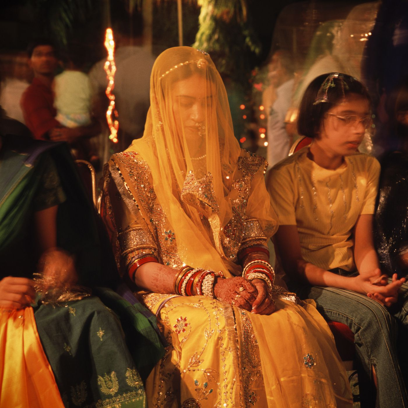 Brides under the family class