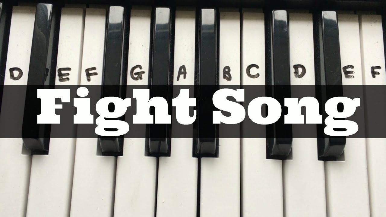 Piano tutorial for beginners popular songs
