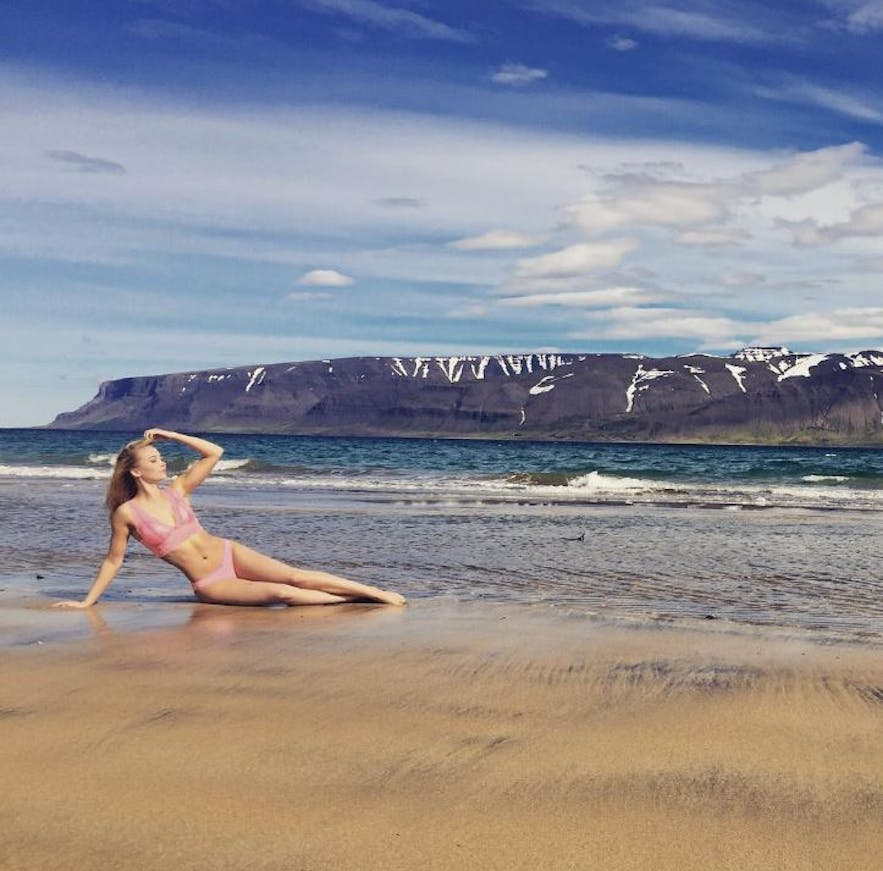 Nude ladys in iceland