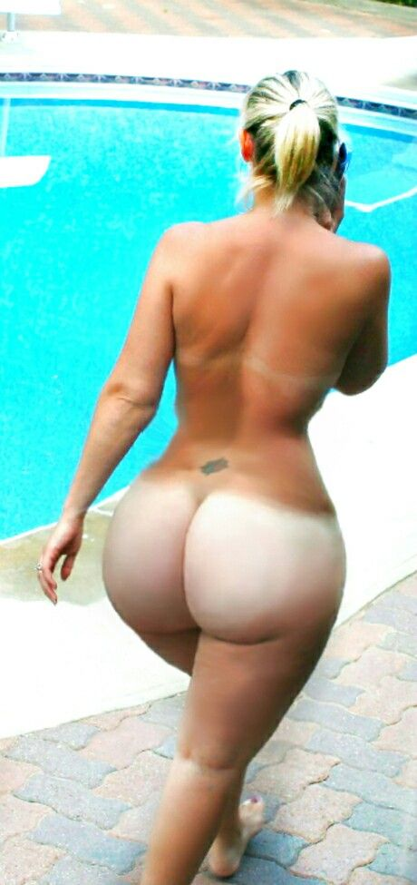 Phat asses naked wide hips