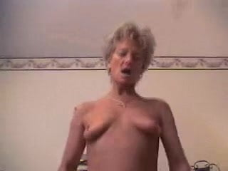 Old saggy empty tits