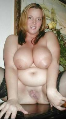 Naked chunky white women with big tits