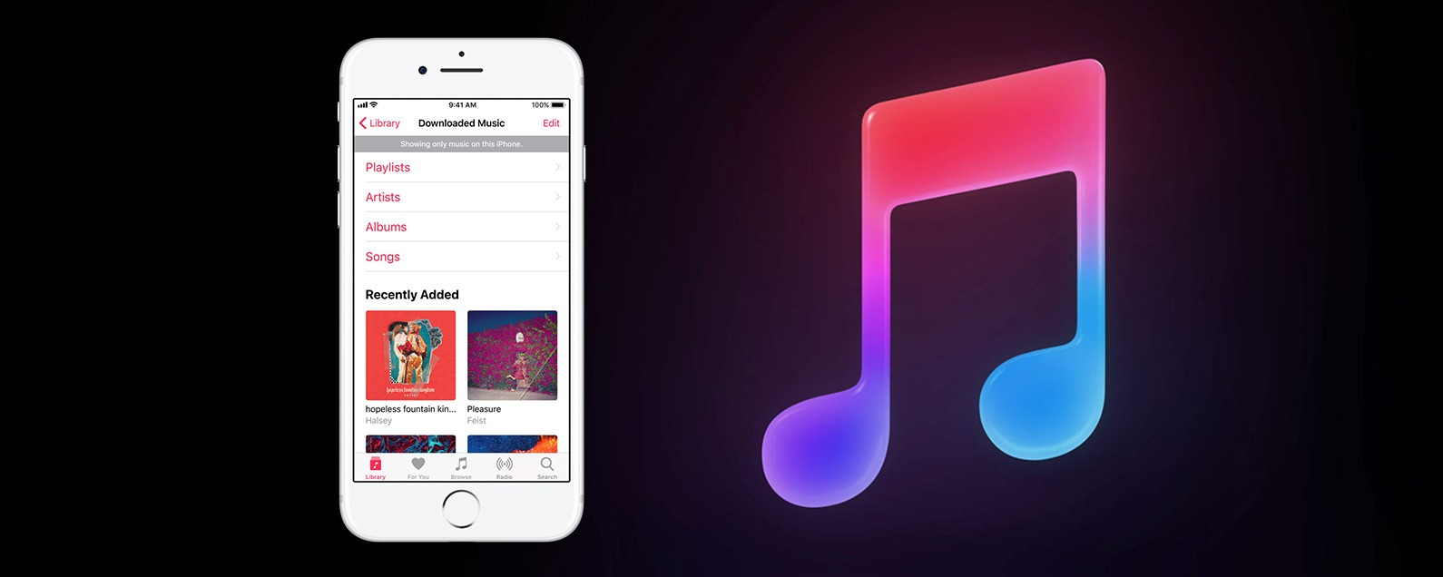 How to download music to new iphone