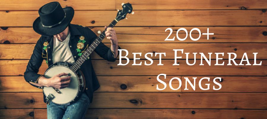 Most popular funeral songs for fathers