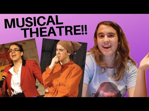 Musical theatre tag