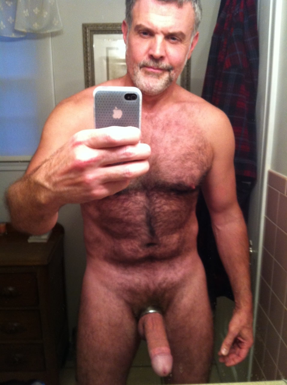 Gay mature daddy cock video