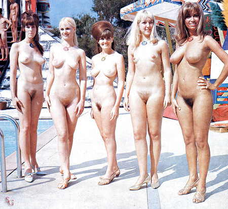 Naked miss world contestants