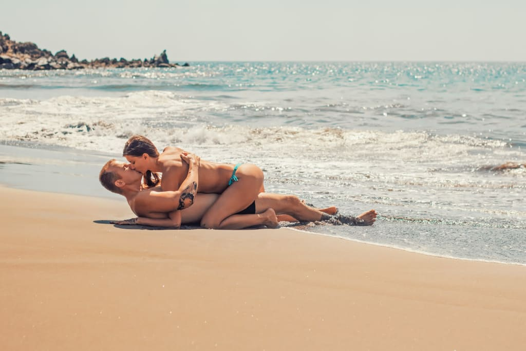 absolutely free beach sexy vedios