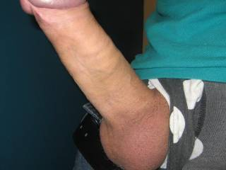 Strong hard cock