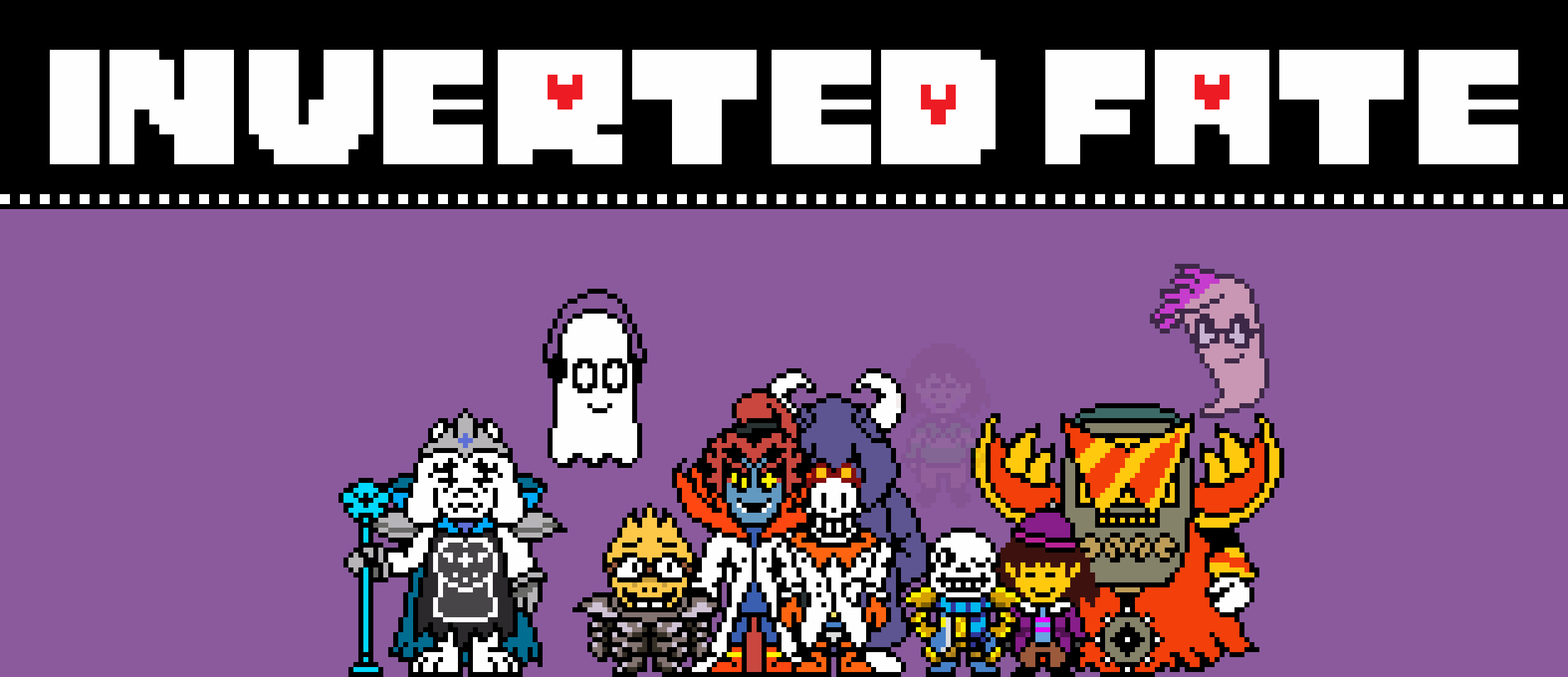 Why inverted fate